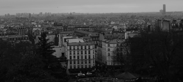 Paris In CinemaScope!
